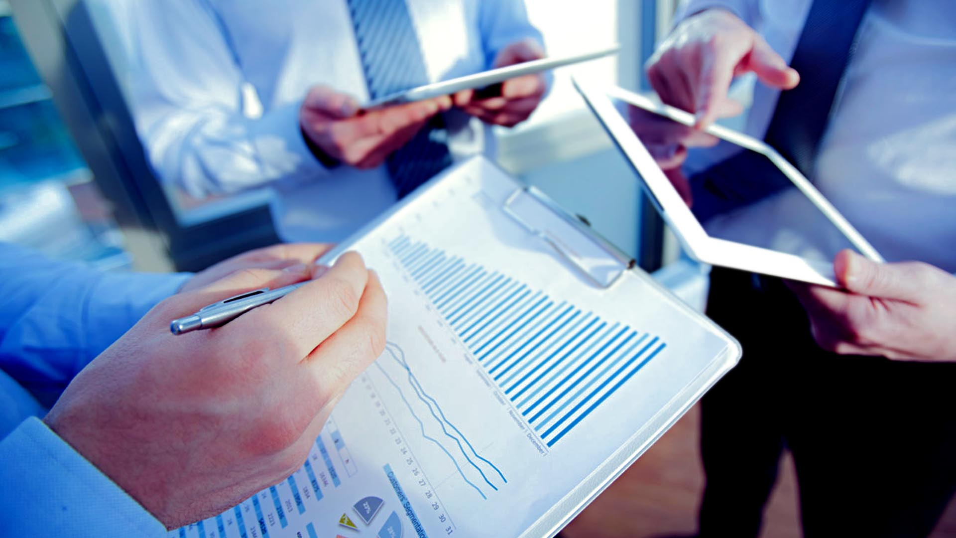Part-Time CFO Services - Explore our Bookkeeping, Payroll, Taxes and  Business Consulting services